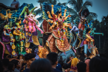 Health Experts Feel Relieved As Calcutta HC Orders Durga Puja Pandals As 'No-Entry Zones'