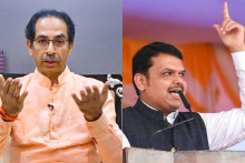 Uddhav Thackeray, Devendra Fadnavis Visit Flood-Hit Areas In Maharashtra