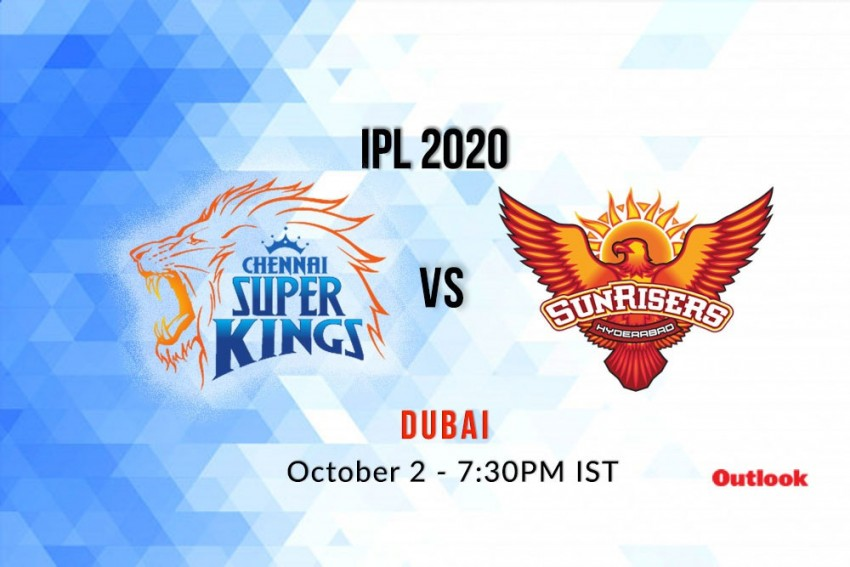 Watch Live, IPL 2020: Where To Get Live Streaming Of CSK Vs SRH In Dubai