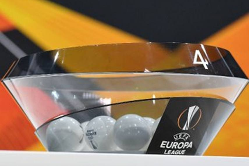 europa league draw ac milan handed celtic test arsenal get dundalk check who play whom europa league draw ac milan handed