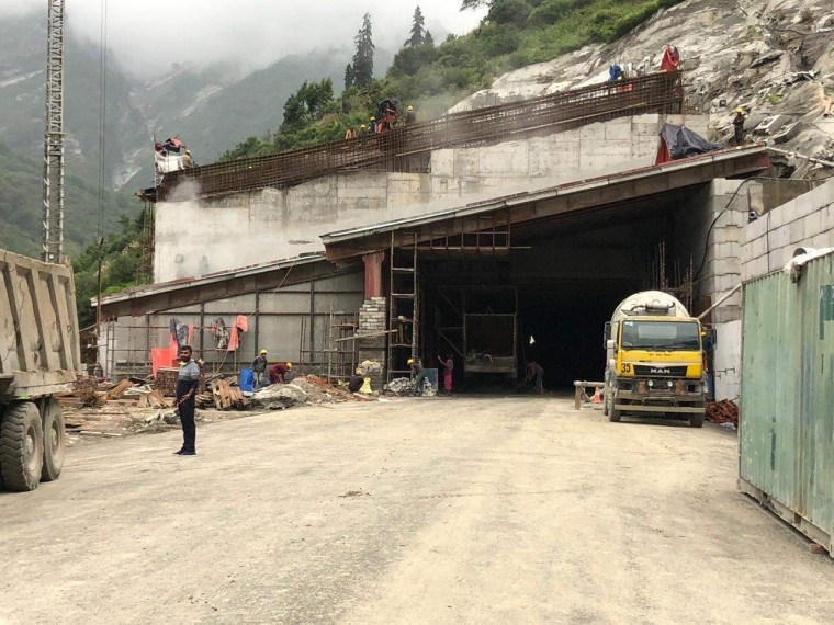 Atal Rohtang Tunnel—A Dream Turning Into Reality For Lahaul Population On Oct 3