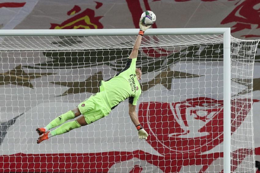 Liverpool 0-0 Arsenal (4-5 Pens): Bernd Leno The Shoot-out Hero As Mikel Arteta's Gunners Reach Quarters