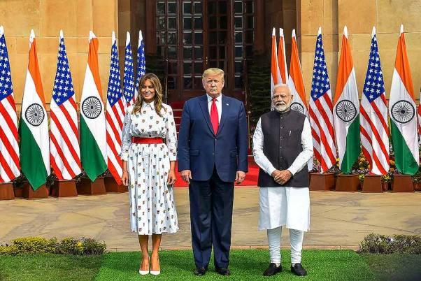 Modi Wishes Speedy Recovery To Trump, Melania After They Tested Covid-19 Positive