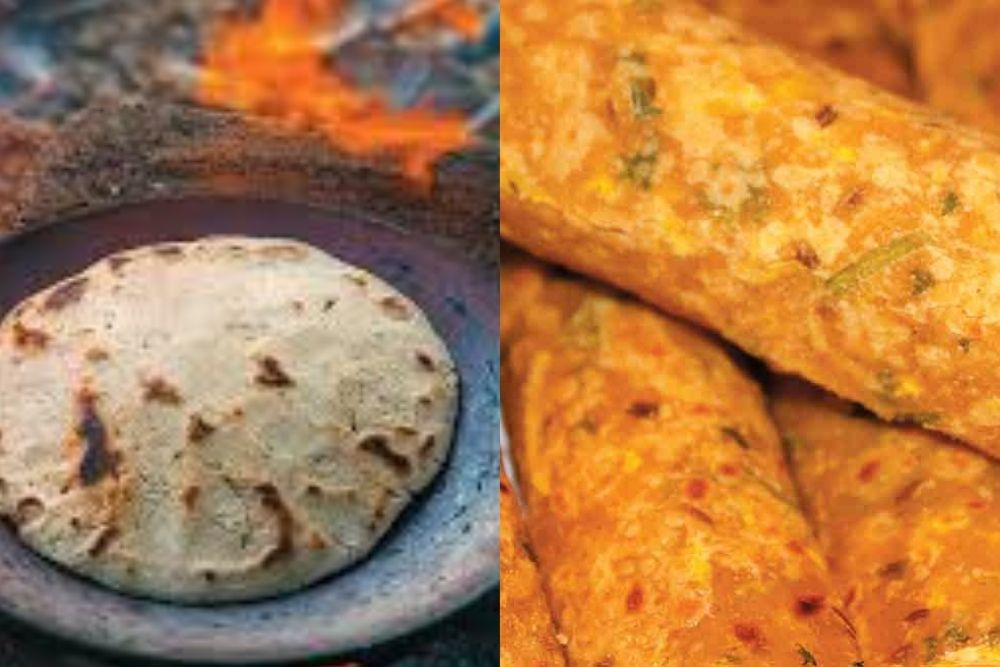 The Healthier Alternatives To Wheat Chapatis