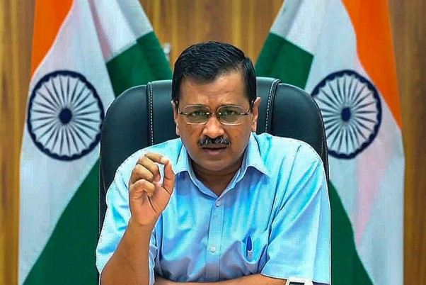 Delhi CM Arvind Kejriwal Announces Rs 15 Crore For Telangana Flood Relief