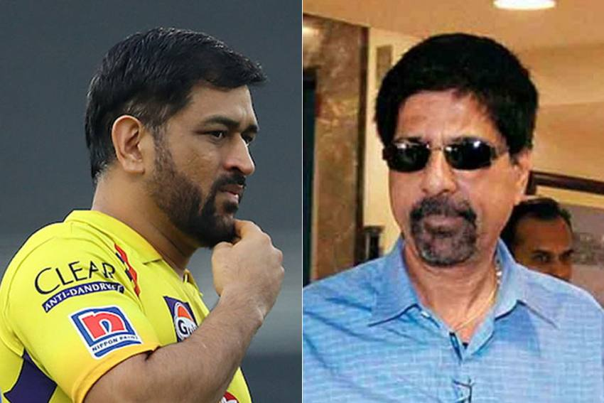 IPL 2020: Fuming Kris Srikkanth Destroys MS Dhoni, Says CSK Captain Keeps Talking 'Meaningless' Process
