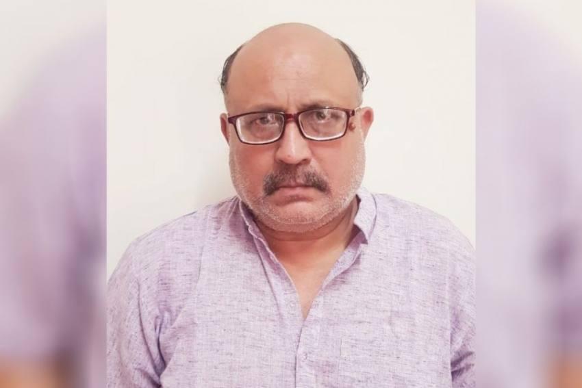 Delhi Court Dismisses Bail Plea Of Journalist Rajeev Sharma In Espionage Case
