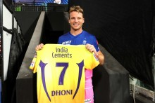 IPL: MS Dhoni Gifts Jos Buttler His Chennai Super Kings Shirt, But Fans Not Amused After Loss Vs Rajasthan Royals