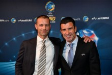 European Premier League Would Destroy Football: Luis Figo