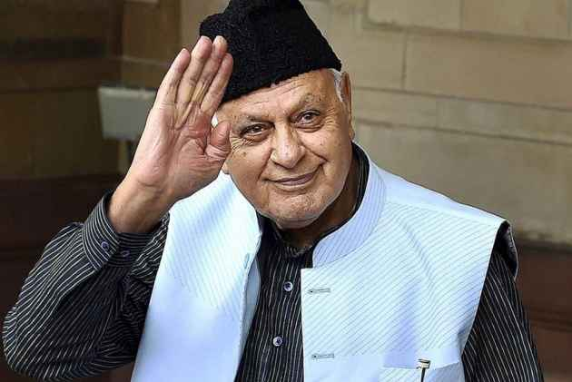 Farooq Abdullah Appears Before ED In JKCA Money Laundering Probe Again