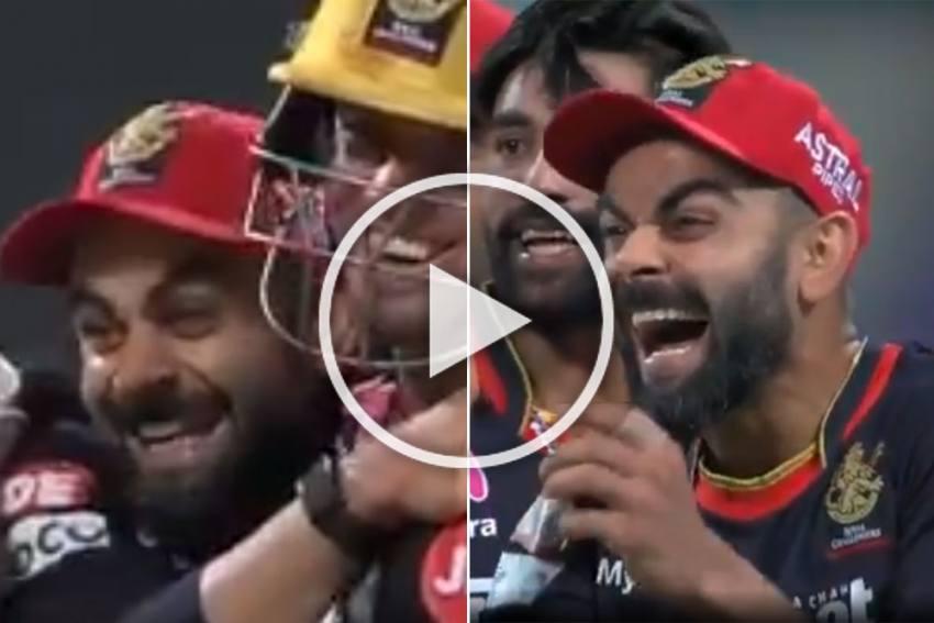IPL Captures Virat Kohli's Many Moods As RCB Humiliate KKR - WATCH Unmissable Video