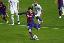 Barcelona 5-1 Ferencvaros: Lionel Messi On Target As Gerard Pique Sees Red