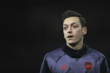 Mesut Ozil's Arsenal Career All But Over After Being Left Out Of Premier League Squad
