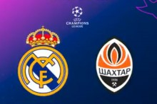 Real Madrid Vs Shakhtar Donetsk Live Streaming: How And Where To Watch UEFA Champions League Match