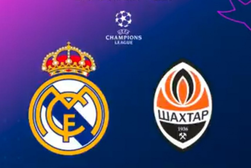 Real Madrid Vs Shakhtar Donetsk Live Streaming How And Where To Watch Uefa Champions League Match