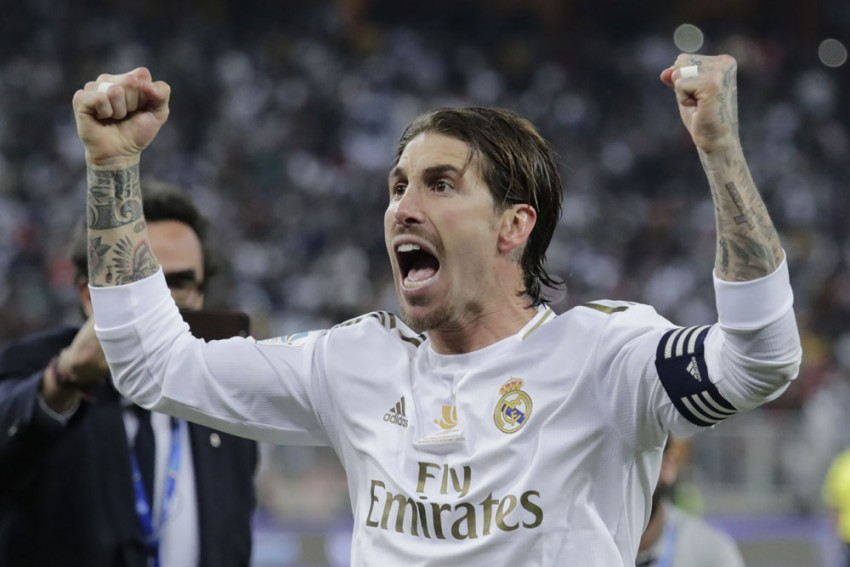 Champions League: Sergio Ramos Not Included In Real Madrid Squad For Shakhtar Donetsk Clash