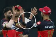 IPL 2020, KKR Vs RCB: Devastating Mohammed Siraj Becomes First To Bowl Successive Maiden Overs - VIDEO