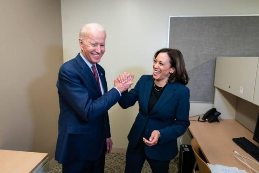 Kamala Harris Turns 56, Biden Wishes To Celebrate Her Next B'day At White House