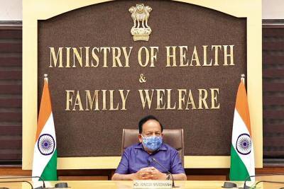 Message From Dr Harsh Vardhan
