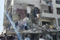 Explosion In Gulshan-I-Iqbal Building In Karachi; 3 Dead, 15 Injured