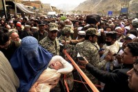 11 Women Killed In Stampede Near Pak Consulate In Afghanistan