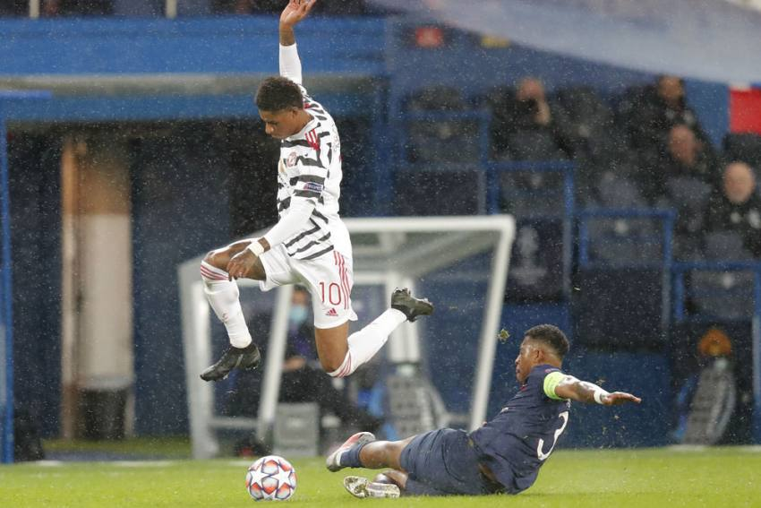 PSG 1-2 Manchester United: Marcus Rashford Rescues Red Devils Again In Champions League