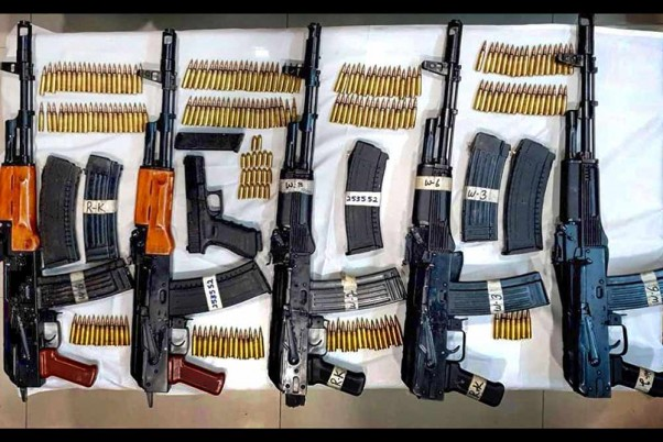 Police Bust Illegal Arms Factory In UP's Hathras