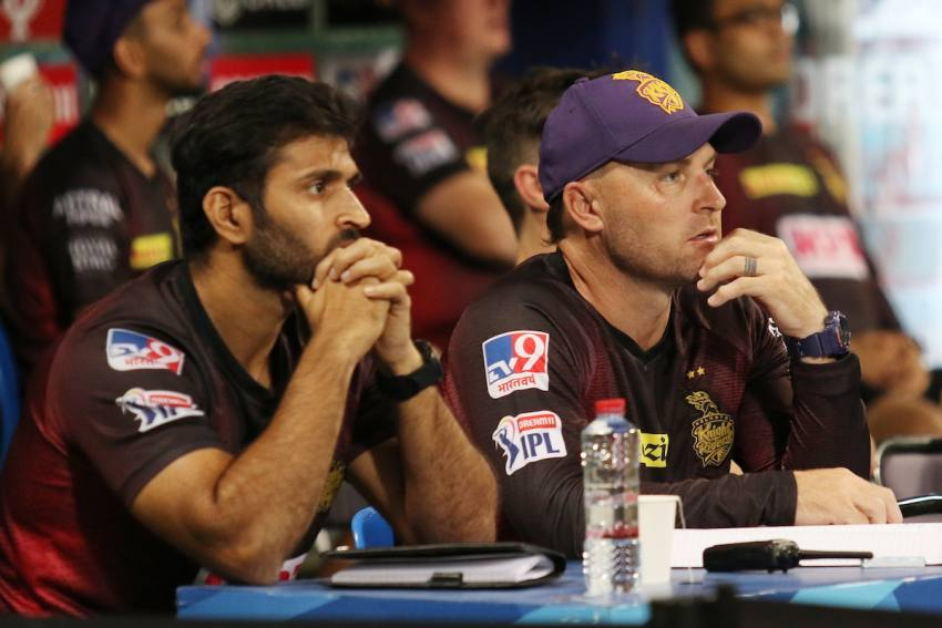 IPL 2020: Eoin Morgan, Brendon McCullum Back Timid KKR To Make A Turnaround After RCB Rout