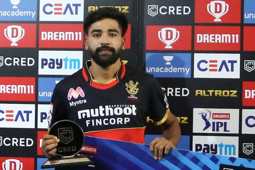 IPL 2020: How Mohammed Siraj Turned Out To Be A Gamechanger For RCB Vs KKR, Reveals Virat Kohli