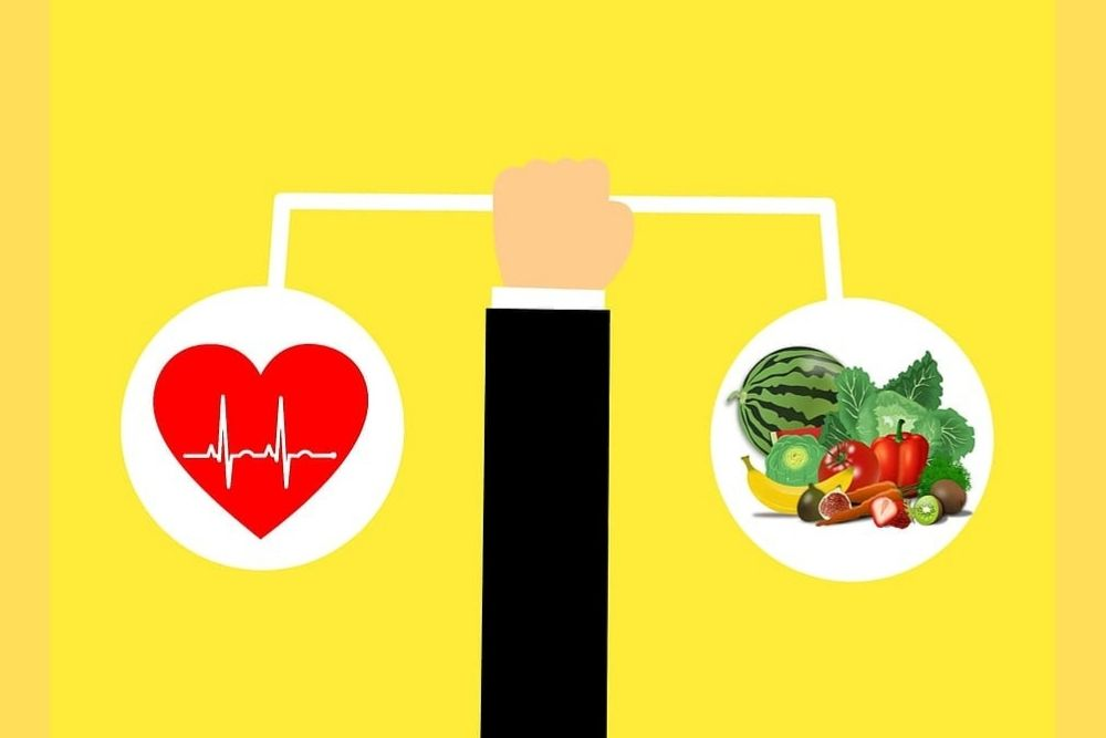 Heal The Heart With The Right Diet
