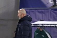 Zinedine Zidane Says He Can Fix Real Madrid As Pressure Mounts After Back-to-back Losses