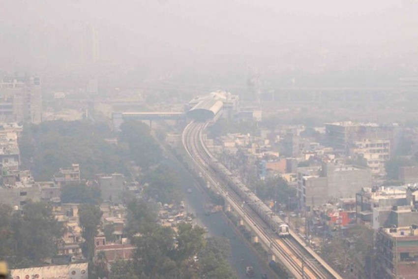 Delhi's Air Quality Dips, To Deteriorate Further In Next 2 Days
