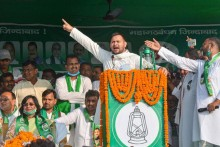Drawing Large Crowds, Tejashwi Yadav Leading The Charge In Bihar Polls
