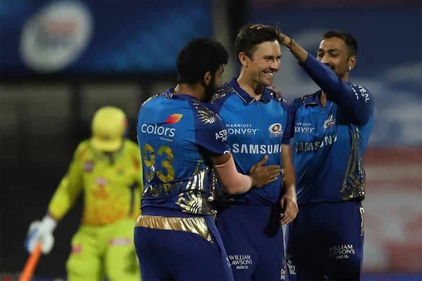 IPL 2020: Chennai Super Kings Vs Mumbai Indians, Full Scorecard