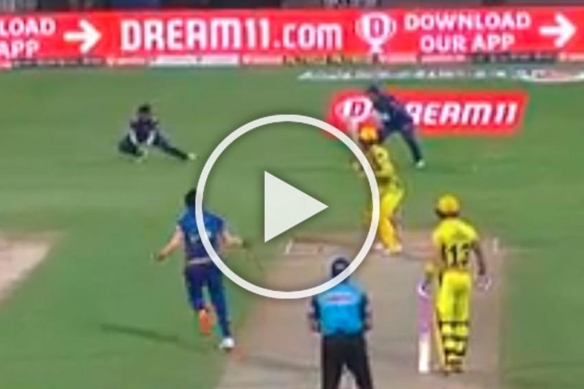 IPL 2020, CSK Vs MI: Mayhem In Sharjah As Jasprit Bumrah, Trent Boult Toy With Chennai's Finest - WATCH