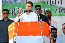 PM 'Insulted' Soldiers By Saying Nobody Intruded Into Ladakh: Rahul At Bihar Rally