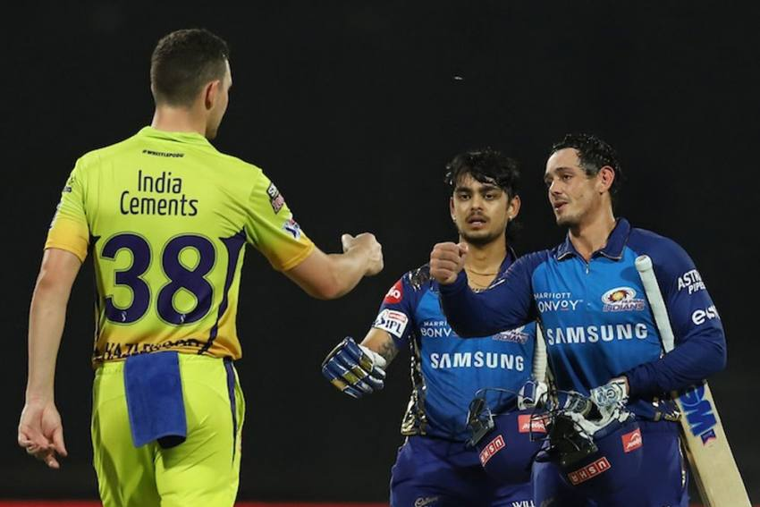 IPL 2020, CSK Vs MI: Merciless Mumbai Indians Decimate Chennai Super Kings - Highlights