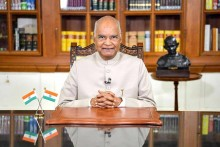 People Should Respect And Empower Womenfolk: says Kovind in Durga Puja greetings