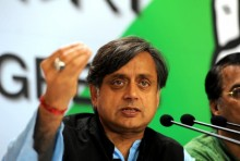 India Needs To Fix Domestic Issues, Economy To Face World With More Credibility: Shashi Tharoor