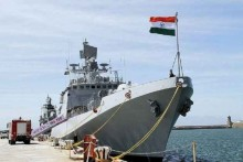 Indigenously-Built Stealth Corvette INS Kavaratti Commissioned Into Indian Navy
