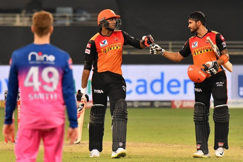 IPL 2020: David Warner Says Manish Pandey-Vijay Shankar Stand Proves SRH Have A Middle Order