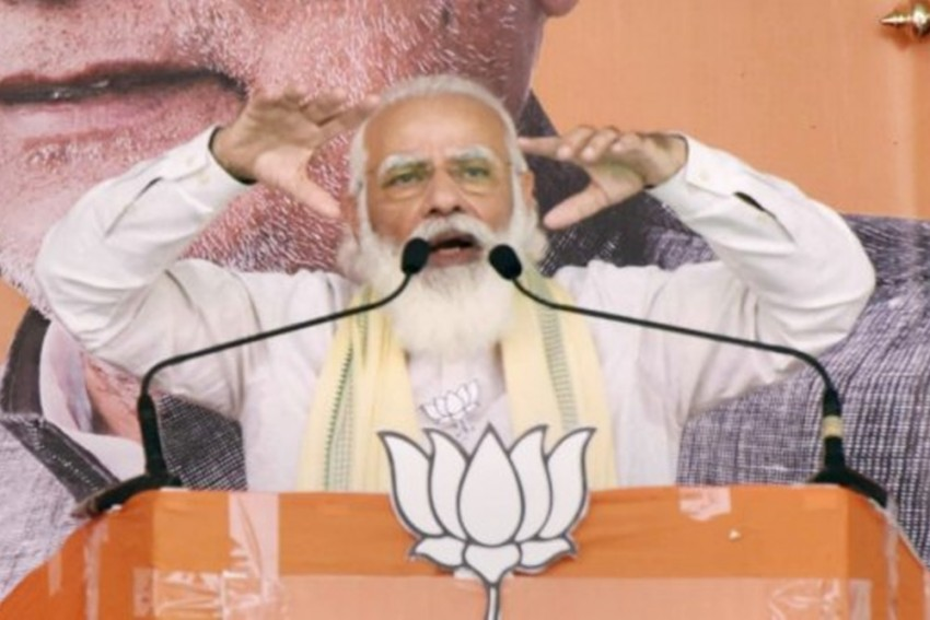 Bihar Elections 2020 | Those With History Of Making Bihar 'Bimaru' Will Not Be Allowed To Return: PM Modi