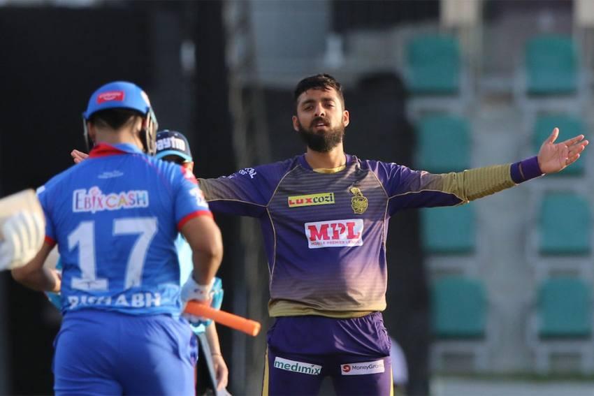 IPL 2020, DC vs KKR, Chakravarthy Spins KKR To Big Win, Full Scorecard