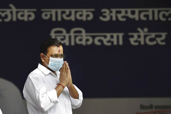 Delhi CM Kejriwal Pitches For Free Covid-19 Vaccine Throughout India
