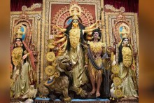 A Walk With Ray's Apu On Streets Of Kolkata This Durga Puja