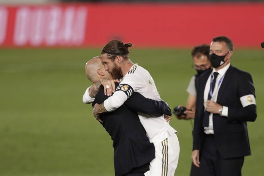 Barcelona Vs Real Madrid: Sergio Ramos Returns For Clasico As Zinedine Zidane Insists No Fear For Sack