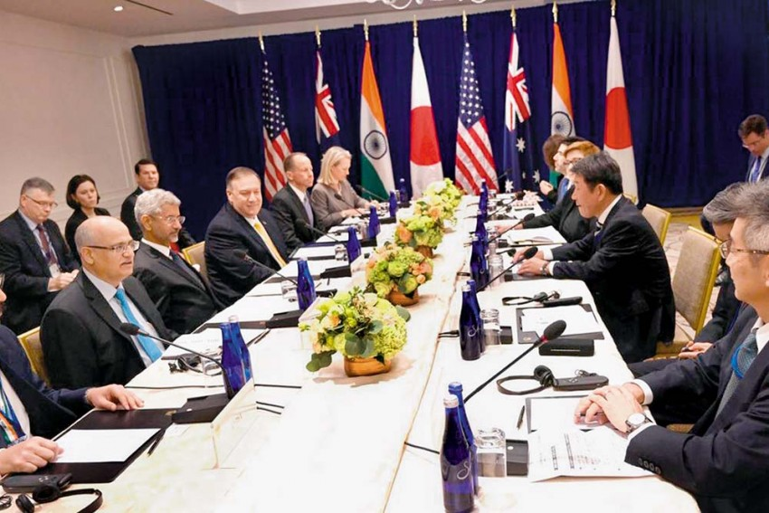 Not An Alliance, Quad Is Group Of Countries With Shared Interests: US Official