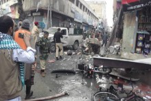 Three Killed In Bomb Blast In Pakistan's Quetta City