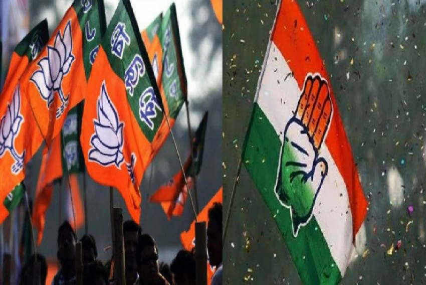 Ahead Of MP Bypolls, One More Congress MLA Resigns, Joins The BJP