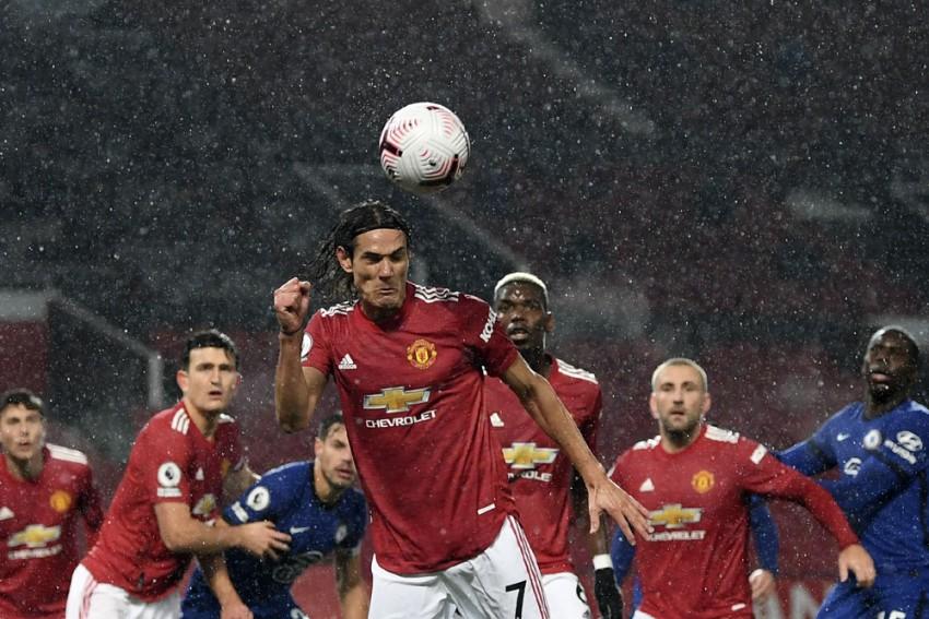 Manchester United 0-0 Chelsea: Edinson Cavani Debuts In Dour Draw